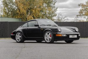 1991 Porsche 964 Carrera 4